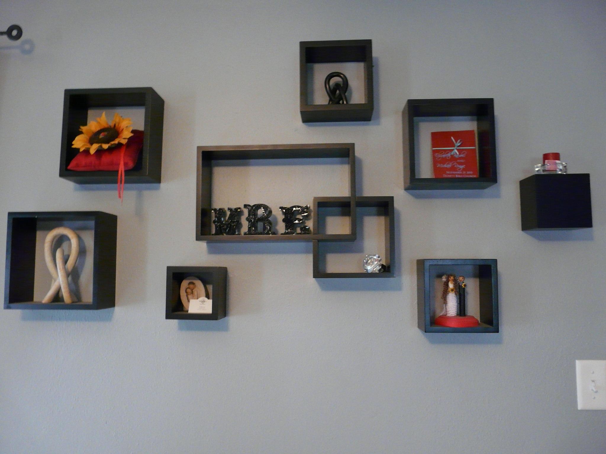 p - wall cube display – wonderfully made pursuits