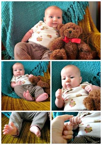 10 week Collage