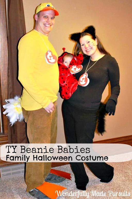 beanie babies costume