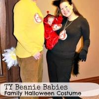 Beanie Babies Halloween Costumes 2012