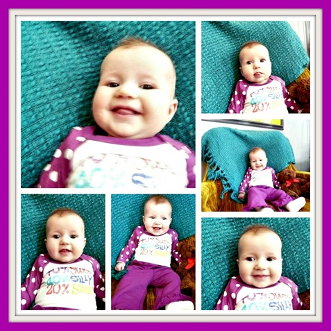 21 week Collage