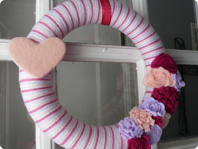 Valentine Wreath (3)