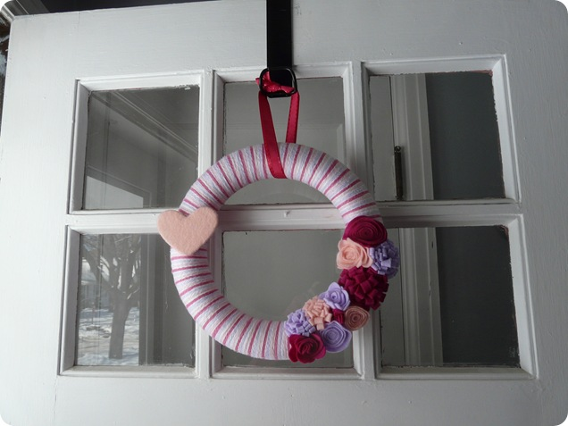 Valentine Wreath (4)