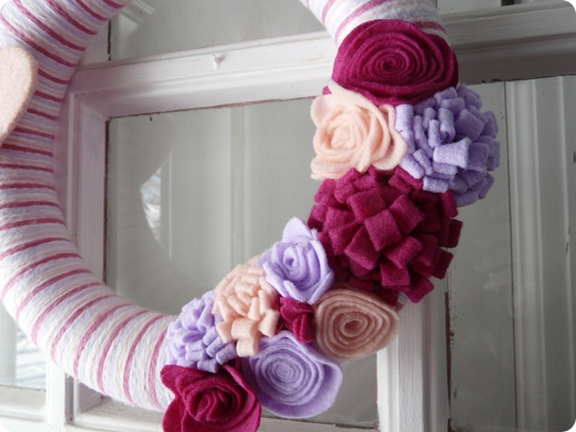 Valentine Wreath (5)