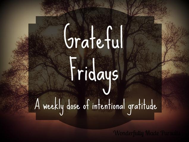 Grateful Fridays