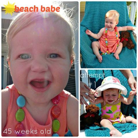 45 week Collage