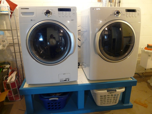 Diy Laundry Pedestal Wonderfully Made Pursuits