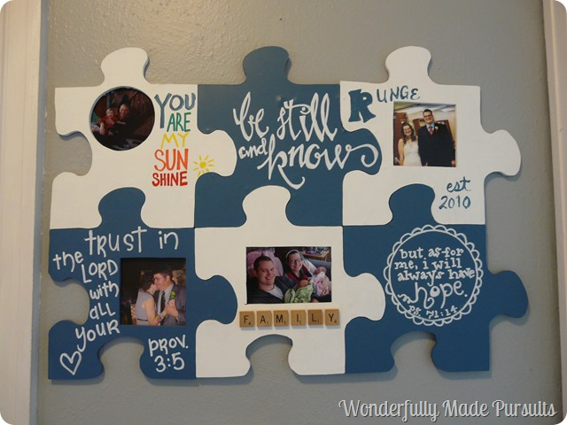 puzzle picture frame (2)