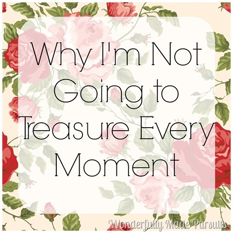 not going to treasure